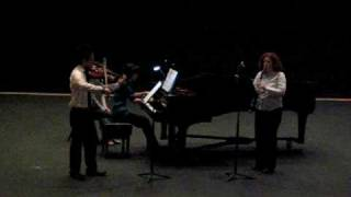 "Trio in E-Flat Major, K. 498 ""Kegelastatt"" Wolfgang Amadeus Mozart"