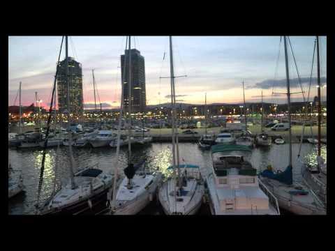Barcelona Nights Timeslape