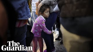 Why were families being separated at the southern US border?