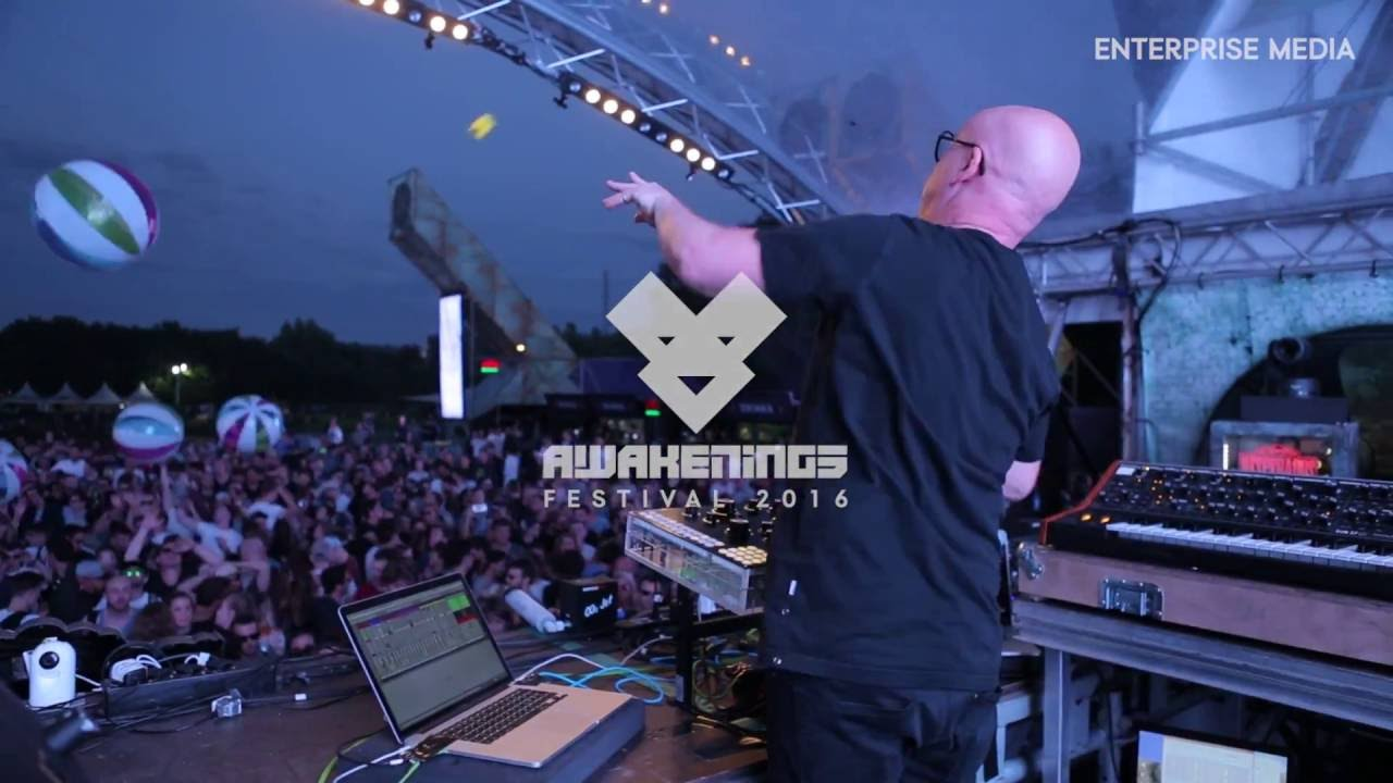 Stephan Bodzin @ Awakenings Festival 2016 Day One