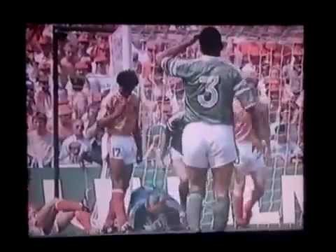 Republic Of Ireland 0 1 Netherlands 1988 Youtube