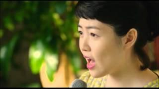 韓国の映画、「怪しい彼女」の中に挿入されている楽曲「雨水」の動画で...