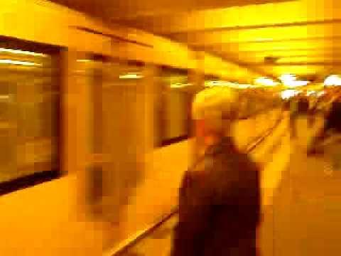 Berlin Metro - U-Bahn