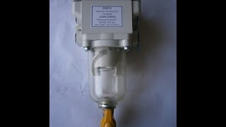 hyundai hd 78 Хендай 78 15 Сепаратор топлива 300FG5. Часть 1