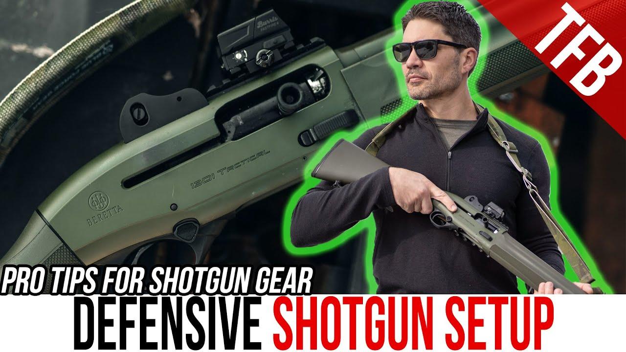 How to Set Up Your Shotgun