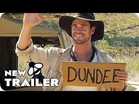 Dundee Teaser Trailer 2 (2018) Chris Hemsworth Movie