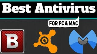 5 Best AntiVirus for Windows 10 2019 | Free Antivirus for PC