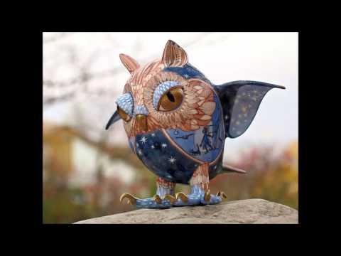 Керамические фантазии анны стасенко и славы леонтьева