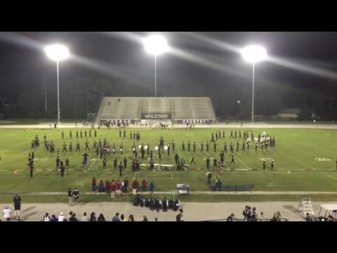 Wekiva High School Marching Band - University High School 9/9/16