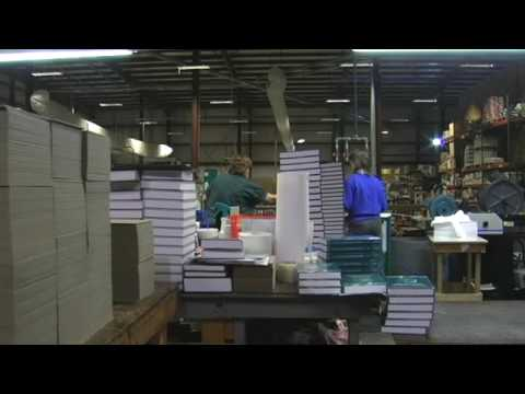 Book Printing @ Total Printing Systems