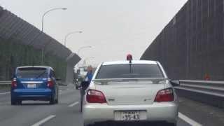千葉県警察本部 ヤル気まんまんな千葉北高速インプ thumbnail