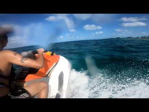 Jet Ski Video - Nassau Bahamas
