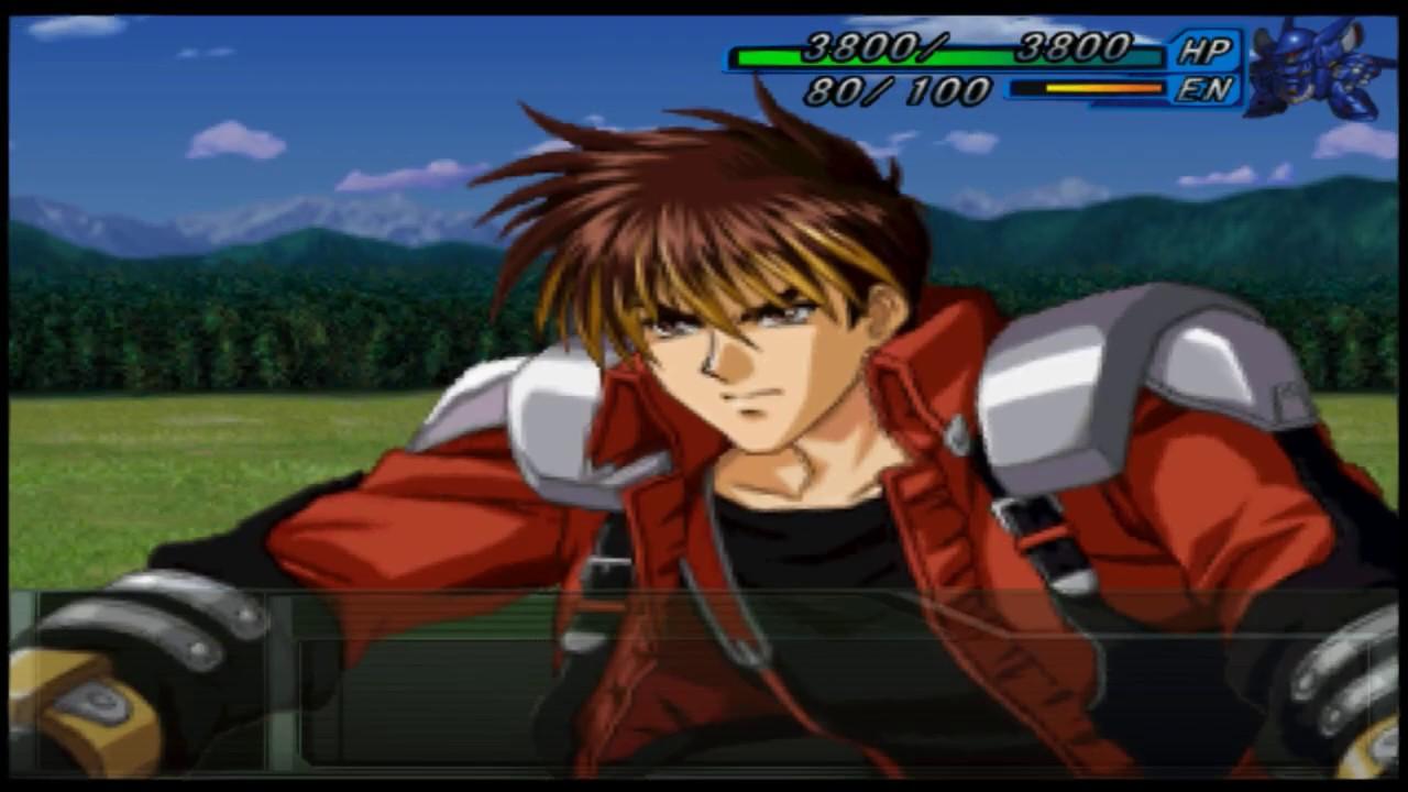 SRW Original Generations 1 (PS2) – Scenario 3 – Kyousuke route (English sub / Viet sub)