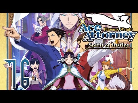 Phoenix Wright: Ace Attorney - Spirit Of Justice [BLIND] - Part 76: Group Trip