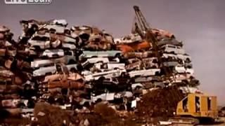 LiveLeak - Vintage Car Crashes And Rollovers - 1966 Demolition Derby