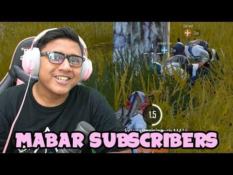 Mabar Bareng Subscribers Bocah Ngakak !! - PUBG Mobile