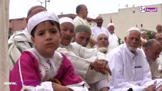 صلاة العيد بالدار البيضاء
