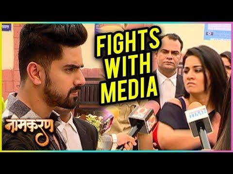 Avni FIGHTS With Media | Neil Defends | Naamkaran thumbnail