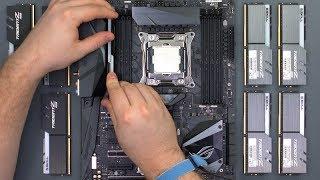 ASUS STRIX X299 E Gaming Intel Core I9 7900X GTX 1080 Ti