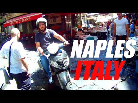 A Tour of Fascinating NAPLES, ITALY: The Birthplace of Pizza!