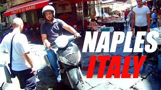 A Tour of Fascinating NAPLES, ITALY: The Birthplace of Pizza