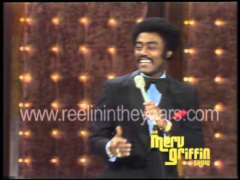 "Johnnie Taylor ""Disco Lady"" (Merv Griffin Show 1976)"