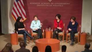 "Women in Power: The Impact of ""Critical Mass"" 