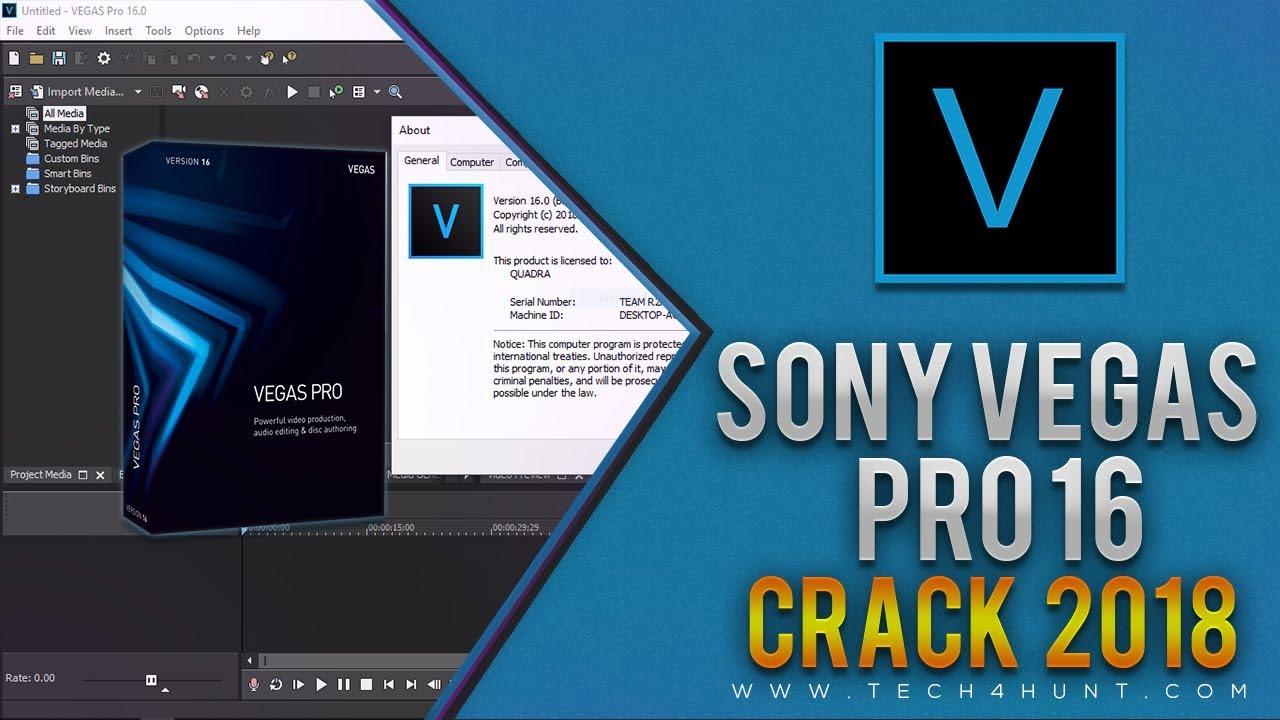sony vegas pro key code
