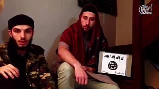 Игил показало видео с нападавшим на церковь / IGIL showed a video with the attackers of the Church