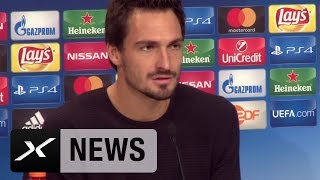 Mats Hummels über Mini-Krise, Carlo Ancelottis Stil und PSV | FC Bayern München - PSV Eindhoven