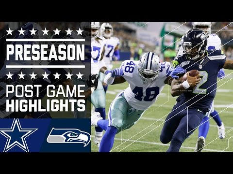 Cowboys vs. Seahawks | Game Highlights | NFL