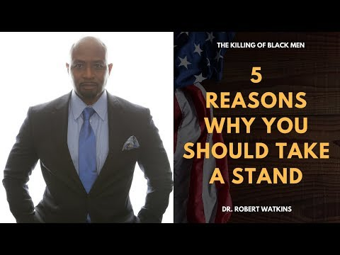 My Response To Police Killing Black Men