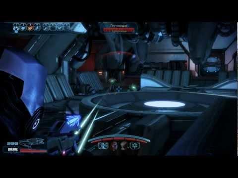 Mass Effect 3 Part 44 (Приоритет: Дредноут гетов - Легион)