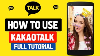Kakaotalk :: How to Use Kakaotalk { Android - iPhone } screenshot 1