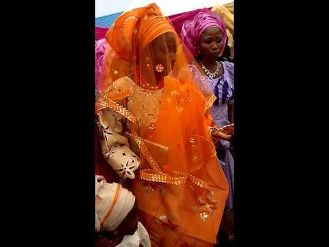 Oluwakored Adelaja's Bridal Train @Her Traditional Engagement