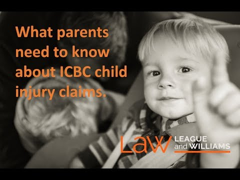 ICBC Child Injury Claims: What Parents Need to Know