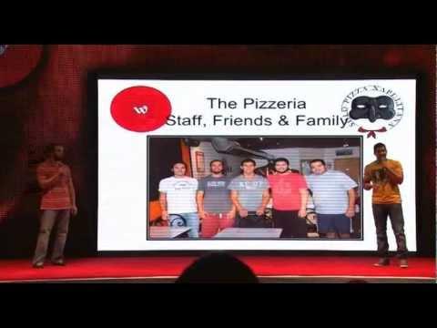 Give Kuwait 2012 - Pizza Napolitana