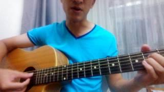 Đừng gọi tôi là chàng trai cũ - Thái Đinh (guitar cover)
