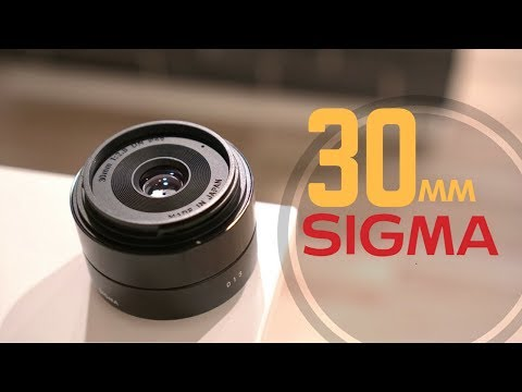 Sigma 30mm F/2.8 DN Lens Overview