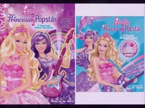 barbie the princess and the popstar,2012 barbie movie.wmv