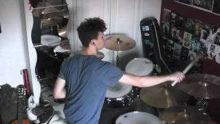 Dogs Eating Dogs - Blink 182 - Drum Cover by Ben Harrison