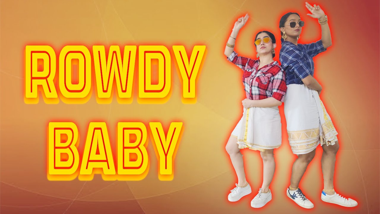 ROWDY BABY   MAARI 2   CHOREOGRAPHY   PEACOCK CULTURE