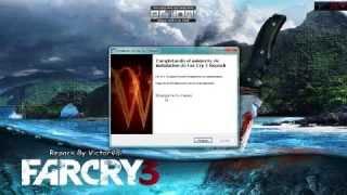 como instalar Far Cry 3 desde 2 CD 2015