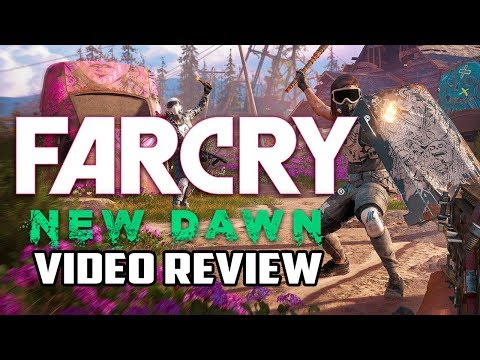 Far Cry New Dawn Review (Now It's An RPG?) - Gggmanlives