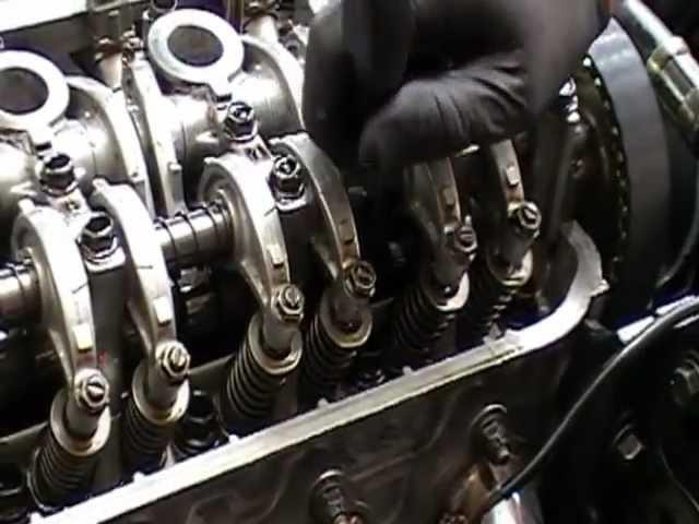 Valve Adjustment for Honda Civic SOHC Part 1
