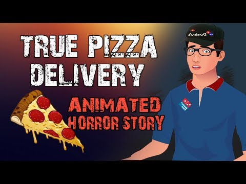 Pizza Delivery Horror Stories Animated (English)