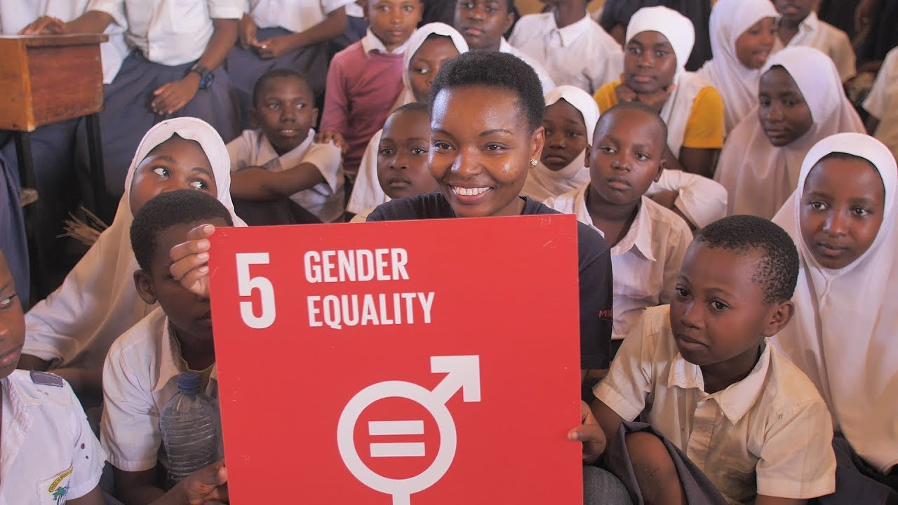 Rebeca: Standing Up for Girls' Rights in Tanzania