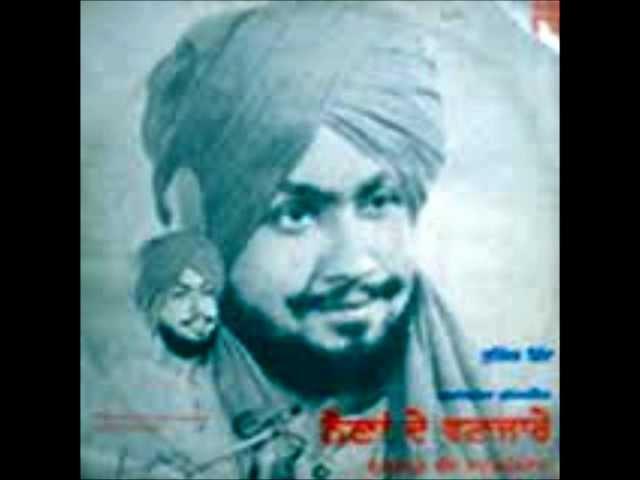 Dogar Sun Lalkara Morh Da - Surinder Shinda