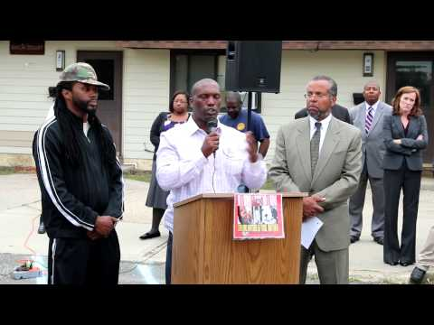 Long Beach Family & Friends Rally Against Gun Violence