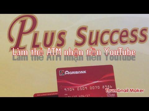 Mở Tài Khoản Tại Agribank : Tha Hồ Rút Tiền YouTube